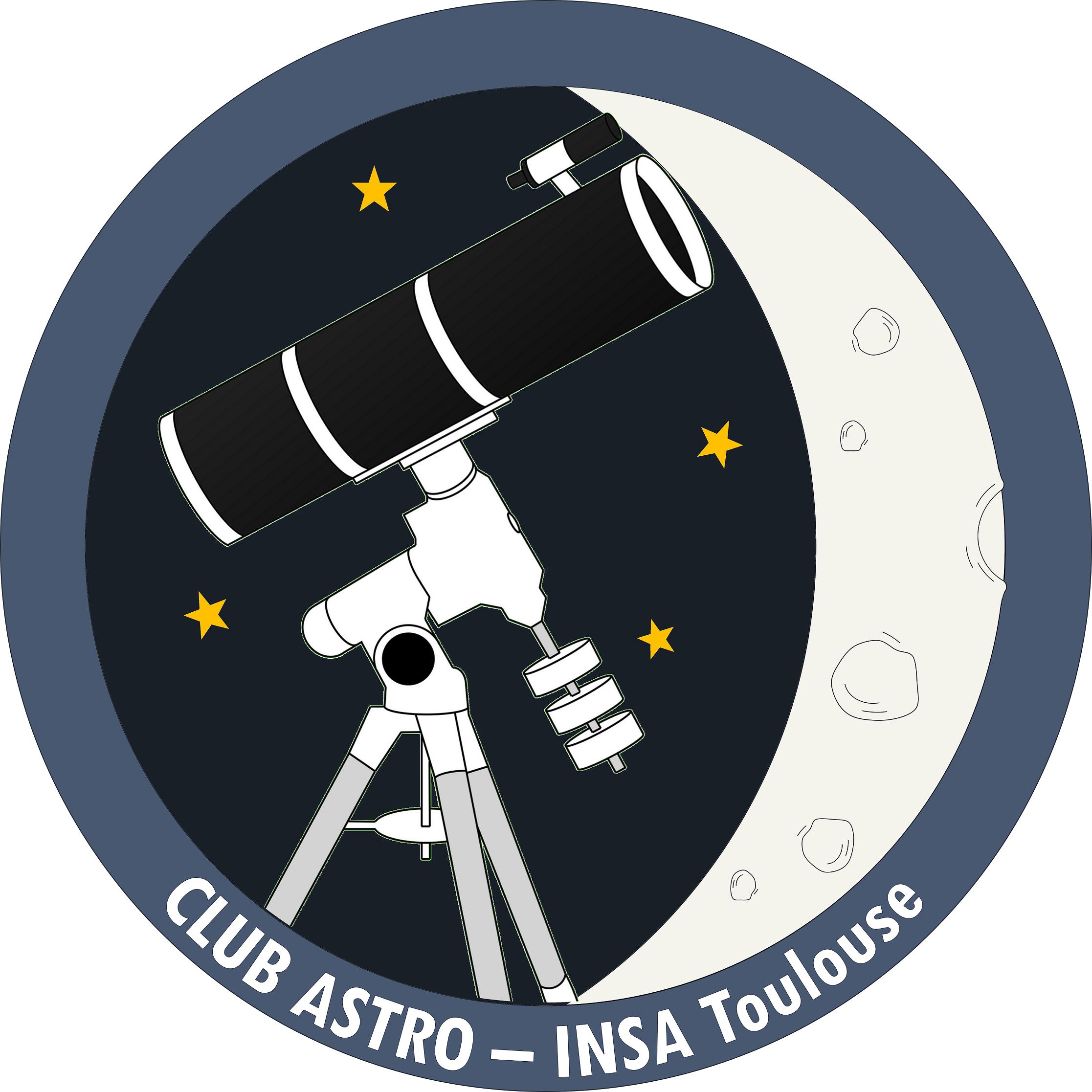 Logo du club Club Astronomie