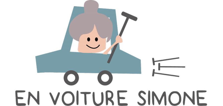 Logo de En voiture Simone