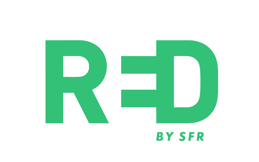 Logo de RED by SFR
